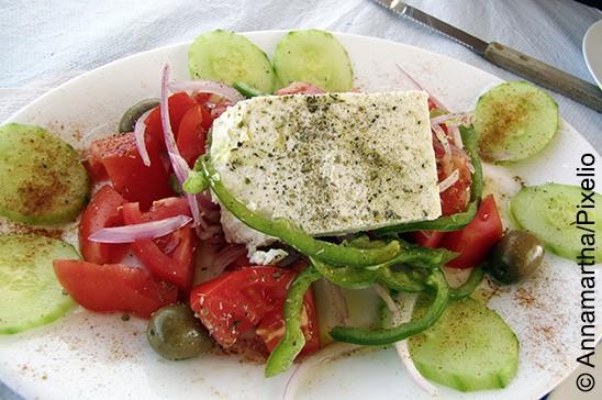 04 – Original Griechischer Salat